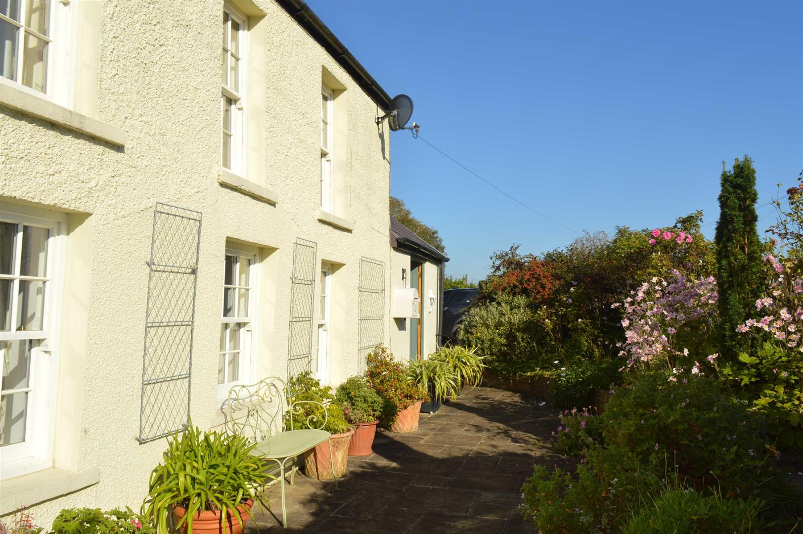 Yew Tree Cottage, Old Walls, Llanrhidian, Swansea, SA3 1HA